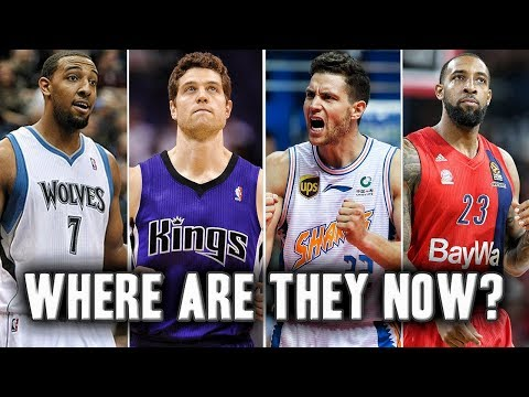 5 Busts From The 2011 NBA Draft | Where Are They Now?
