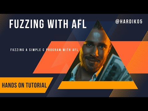 [Fuzzing with AFL] Fuzzing simple C program with AFL on Linux