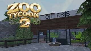 Boreal Zoo #3: Otters