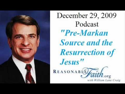 Pre-Markan Source and the Resurrection of Jesus