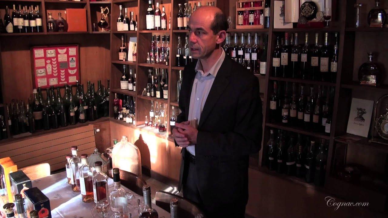 Cognac.com Patrice Piveteau Frapin Cognac Cellar Master Discusses the Frapin Process  sc 1 st  YouTube & Cognac.com: Patrice Piveteau Frapin Cognac Cellar Master Discusses ...