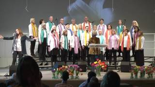 Rise Up-Andrea Day Cover with CSL Seattle Choir  Easter 2017