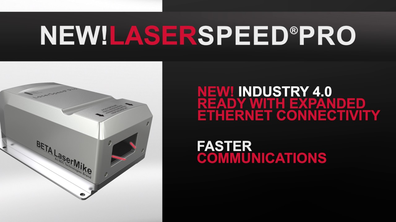 Beta LaserMike Products Promotional Video at Interwire 2017 by NDC  Technologies
