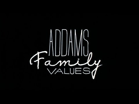 Addams Family Values 1993 Music