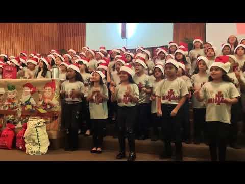 Christmas show la progresiva school