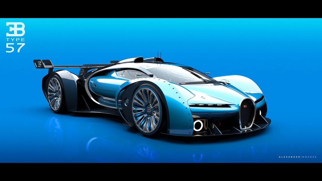 Bugatti Type 57 GT Concept | AutoMania - YouTube Bugatti Renaissance Concept