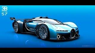 Bugatti Type 57 GT Concept | AutoMania