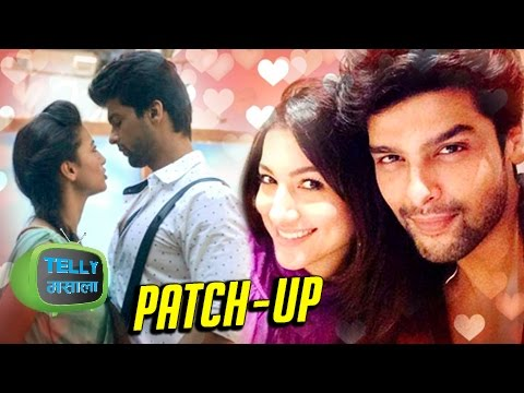 SHOCKING! Kushal Tandon & Gauhar Khan PATCH UP