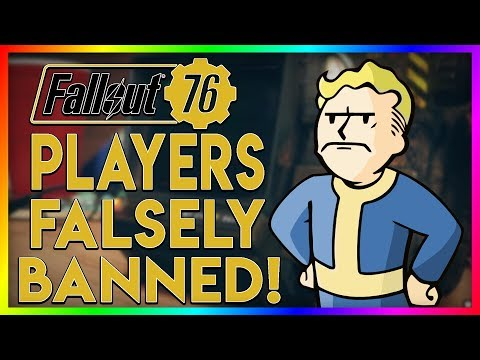 Are Players Being Falsely Banned? (Fallout 76 Talk) thumbnail