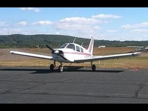 Piper Cherokee 140 Checkout