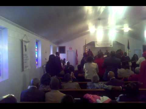 Cedar Grove Youth Choir - When He Comes Back