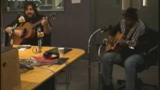 "WGN Radio - Nick Moss and Lurrie Bell perform ""Chicago Bound"" live"