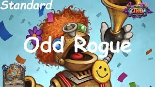 Hearthstone: Odd Rogue #4: Boomsday (Projeto Cabum) - Standard Constructed