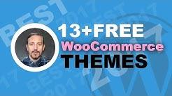 13+ Free WooCommerce WordPress Themes For 2018