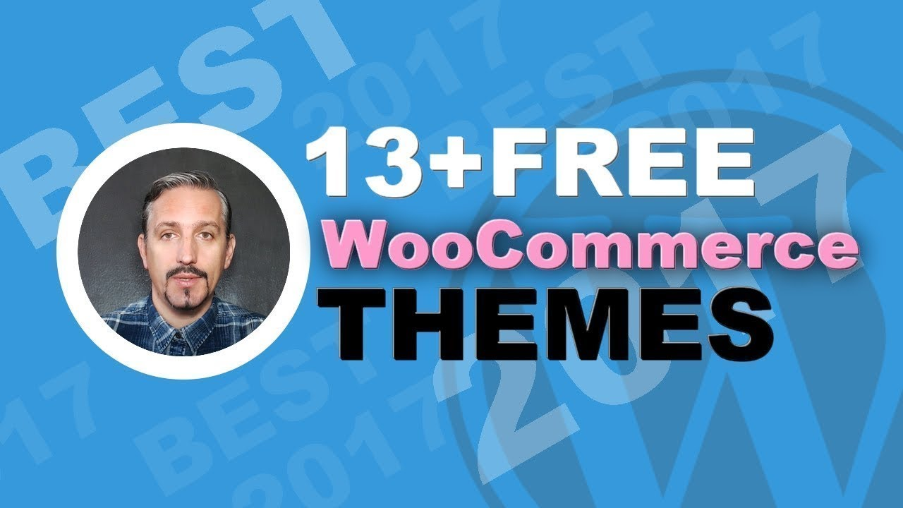 13+ Free WooCommerce WordPress Themes For 2018