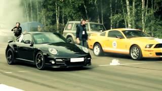Клип на тему уличные гонки