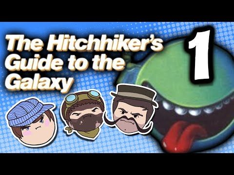The Hitchhiker's Guide to the Galaxy: Waiting Game - PART 1 - Steam Train