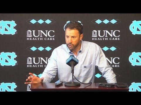 UNC Football: Larry Fedora NSD Press Conference