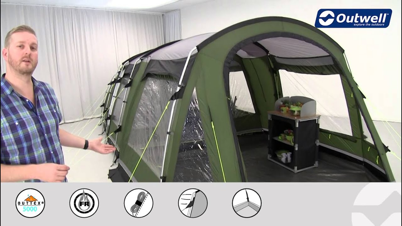 Outwell Flagstaff 5 Awning