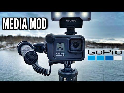 GoPro Hero 8 Media Mod Review & Audio Test