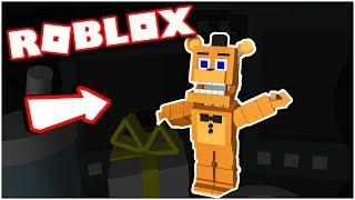 Roblox Fnaf! Ultimate Custom Night Personaggi! Gioco di Ultimate Random Nights
