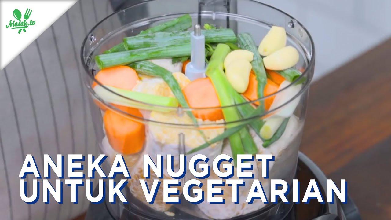 Aneka Nugget Untuk Vegetarian