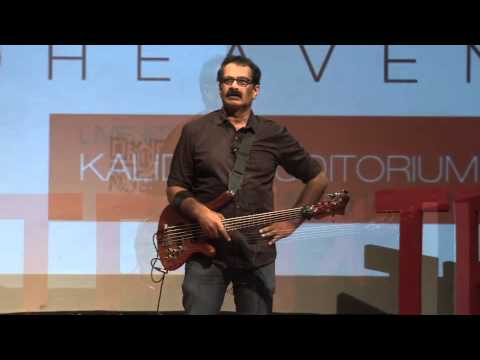 The Indian Slap Bass technique | Jayen Varma | TEDxIITKharagpur