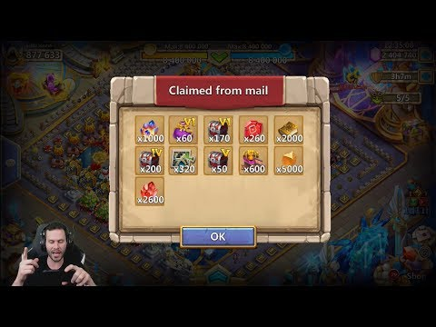 JT's Main BIG Purchase Hero Collector Events Castle Clash