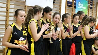MUKS Unia Basket Ostrołęka - UKS 3 Ełk