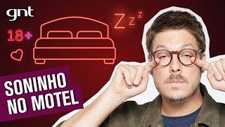 Histórias da Plateia: foi para o motel e acabou dormindo com garçom   Que História É Essa, Porchat?