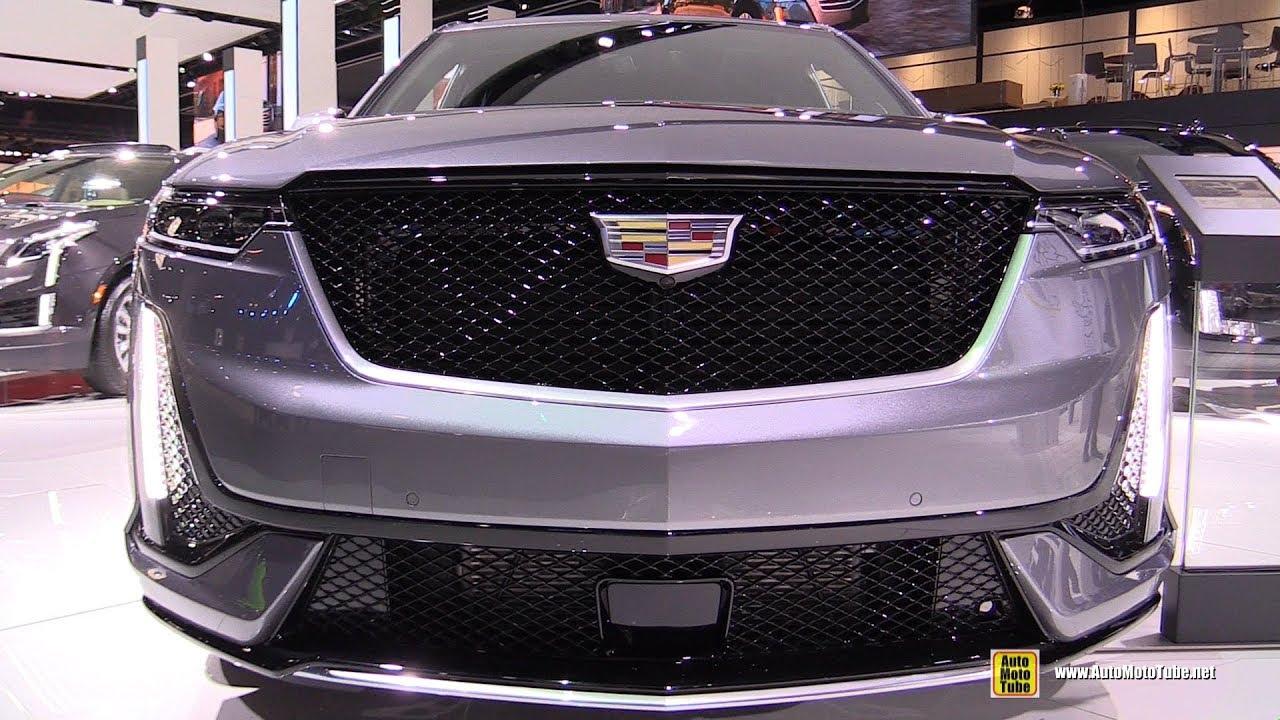 2020 Cadillac XT6 Sport - Exterior and Interior Walkaround - Debut at Detroit Auto Show 2019 ...