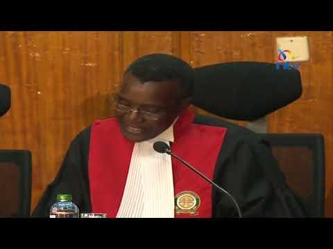 Maraga: No individual at IEBC personally liable for the mess