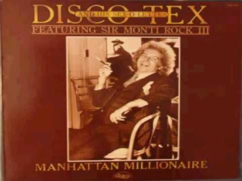 Disco Tex & The SexOLettes    Hot Lava