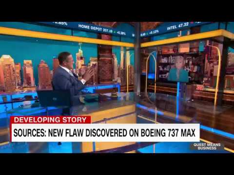 New Boeing 737 MAX flaw discovered