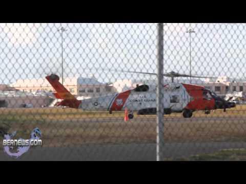 Coast Guard Helicopter Medivac Dec 16 2010