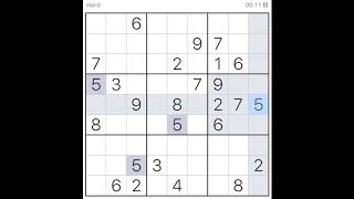 entire game of sudoku