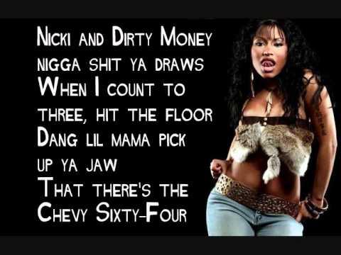 Nicki Minaj Jump Off '07 Lyrics Video