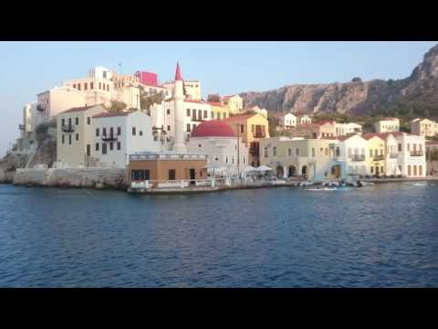 Approaching to Kastellorizo - August 2016
