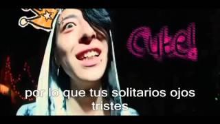 Crystal Castles - Alice Practice  Sub Español (The World of Kanako)