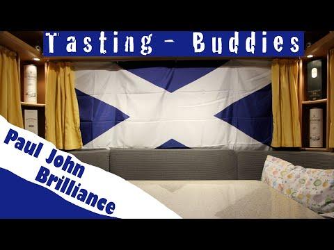 Tasting Buddies Paul John Brilliance [Tasting] #112