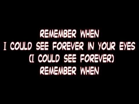 Color Me Badd - Remember when (lyrics) 90's throwback