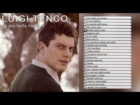 Luigi Tenco - Le più belle canzoni