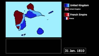 [Wars] The British Invasion of Guadeloupe (1810): Every Day