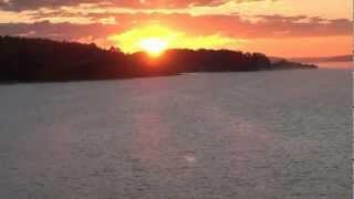 Chant de la Volga - Lever de soleil - Ouglitch