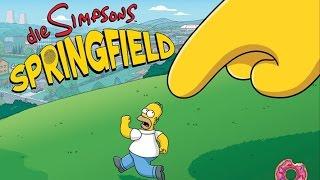 The simpsons! Симпсоны! Springfield! Серия 13! Супергерои в ГОРОДЕ! Прохождение!