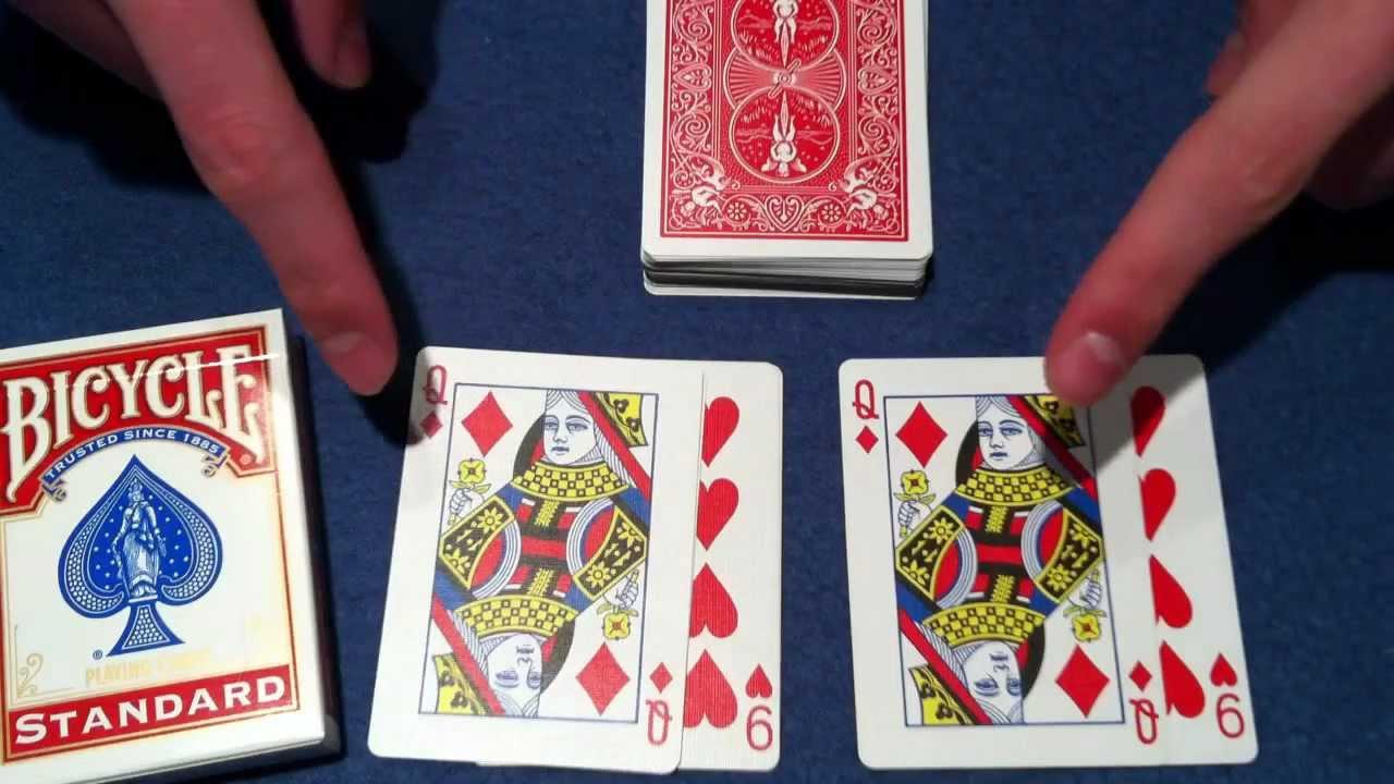boom card trick amazing card trick  easy card trick
