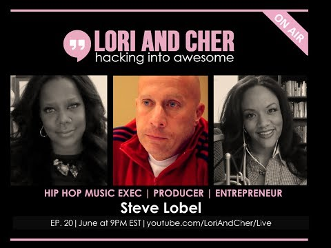 How to get working in the Hip Hop Industry with Music Exec Steve Lobel