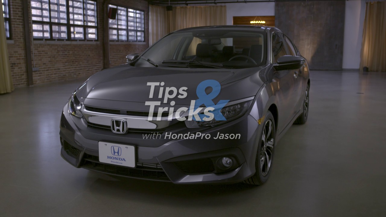 Spill Mat In The 2016 Honda Civic | Lundgren Honda Of Greenfield