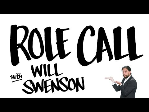 Role Call: Will Swenson of WAITRESS