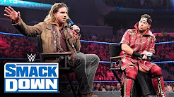 "John Morrison reunites with The Miz on ""Miz TV"": SmackDown, Jan. 10, 2020"
